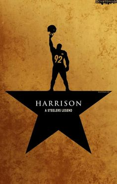 PITTSBURGH STEELERS~ JAMES HARRISON #92