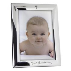 On Your Christening Photo Frame  from Personalised Gifts Shop - ONLY £10.45