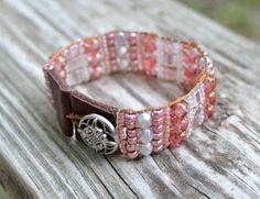 Loomed Beaded Bracelet  Sundance Style Artisan by SplendorVendor, $92.00