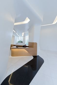 CityLife Residential Complex in Milan. Zaha Hadid Architects.