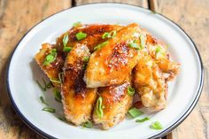 Miso Glazed Chicken Wings | Simply Recipes | Bloglovin'