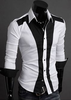 Men's Tux Shirt | Deal Man