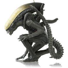 Alien - Christmas Ornaments - Hallmark