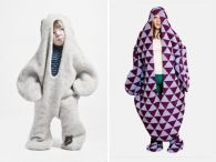 icelandic seal pelt snuggie now also in indult sizes