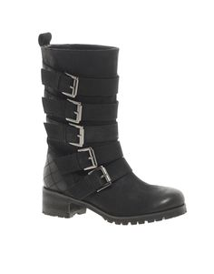 cute—and not at all expensive—biker boots from @ASOS. I like.