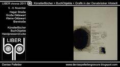 Denise Pelletier artiste graveure: Liber Chronos 2011