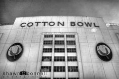 Cotton Bowl in Fair Park    Dallas, Texas