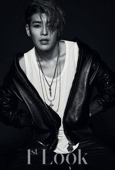 Sechs Kies Kang Sung Hoon - 1st Look Magazine vol. 119