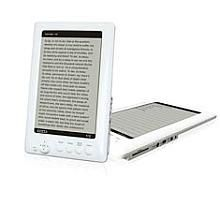 """Join the eReader world with Sungale's CD706A 7"""" High-Definition eReader. More Details"""