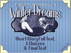 Comparison essay on the great gatsby and winter dreams