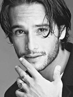 Rodrigo Santoro. I don't even know who this is...but he's physically attractive.