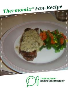 Recipe Green Peppercorn Sauce by Trisha's Thermomix, learn to make this recipe easily in your kitchen machine and discover other Thermomix recipes in Sauces, dips & spreads. Green Peppercorn, Peppercorn Sauce, 5 Recipe, Recipe Community, Chutneys, Food N, Spreads, Sauces, Dips