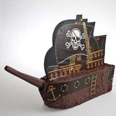 Pirate Ship Pinata  http://www.centurynovelty.com/detail_402_203-488.html?CSE=Google%20Product%20Search:trackingCode=D8CAC049-1045-E011-8262-001B2163195C:referralID=NA:adType=pla:ad=25303460034:keyword=:match=:filter=51541194594=pla