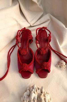 Tereza Bloco/ Vermelho+Rosa/ Vermelha/ no vermelho | Atelier Lane Marinho