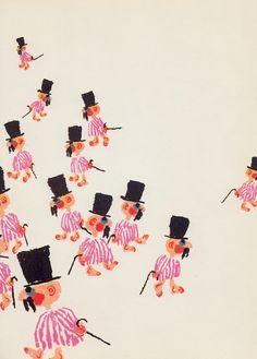 The Man Who Had No Dream - illustrated by Kjell Ringi