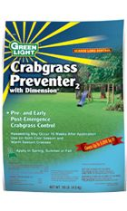 green light crabgrass preventer2 with dimension granule preemergent green lightslawn care