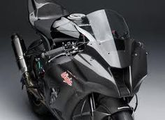 """Kawasaki """"Ninja"""" provided a futuristic bike for Robocop's upcoming movie. Wonder when it will be in production???? coz it is ......a beautiful piece of metal."""