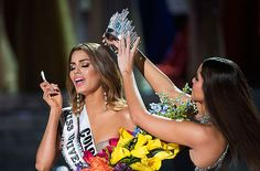Steve Harvey announced the wrong Miss Universe winner and the Internet responded brutally — see the best memes and reactions! Miss Univers 2015, Steve Harvey, Miss Philippines, Miss Universe Swimsuit, Las Vegas, Colombian Culture, Real Estate Humor, Planet Hollywood, France Photos