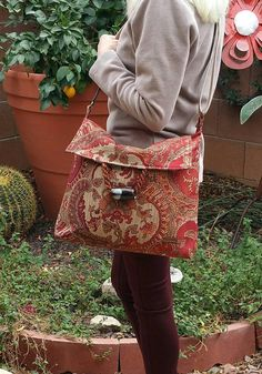 Check out this item in my Etsy shop https://www.etsy.com/listing/579416793/shoulder-bag-hobo-upcycled-messenger-bag