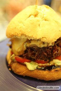 Ciloubidouille » Hamburger maison