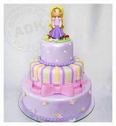 Bolo Rapunzel