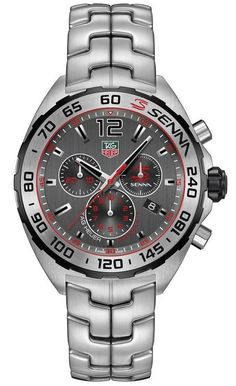 Tag Heuer Formula 1 Chronograph Limited Edition Senna Men's Watch CAZ1012.BA0883