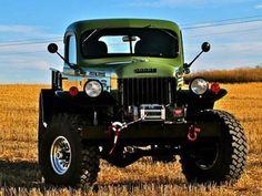 Vintage Trucks A Restored Vintage Truck for Christmas, Please Old Dodge Trucks, Dodge Pickup, Old Pickup Trucks, 4x4 Trucks, Diesel Trucks, Custom Trucks, Cool Trucks, Lifted Trucks, Antique Trucks