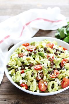 Mexican Tortellini Salad Recipe on twopeasandtheirpod.com This easy pasta salad is great as a main dish or side dish. It is always a favorite!
