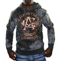 CHRISTIAN AUDIGIER Ed Hardy Stars and Swirls Mens Hoodie Sweatshirt (Apparel)  http://www.1-in-30.com/crt.php?p=B006X4PCCS  B006X4PCCS
