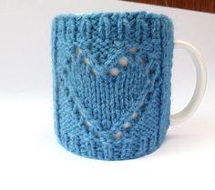 Heart Mug Cosy | Craftsy