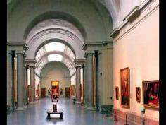 El Museo del Prado - Prado Museum  Arte e history de España.  A great collection of videos!