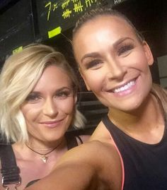 Natalya & Renee Young