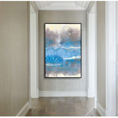Most recent arriving Modern Abstract Oil Painting Canvas Paintings Wall Art Picture Home Decor Living Room Blue Impressionism Paintings now available US $133.00 with free delivery  yow will discover this piece and much more at our web site      Find it today here >> http://thegallery.store/products/modern-abstract-oil-painting-canvas-paintings-wall-art-picture-home-decor-living-room-blue-impressionism-paintings/,  #Art