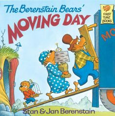 The Berenstain Bears' Moving Day (First Time Books(R)) by Jan Berenstain. $3.60
