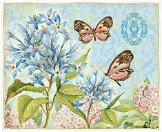 Susan Winget - LANG wallpaper, Cottage Garden