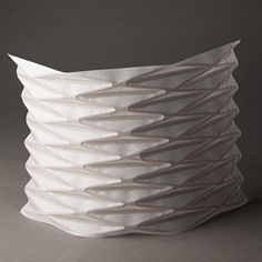 Dezeen » Blog Archive » Hydro-Fold byChristophe Guberan - via http://bit.ly/epinner
