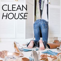 Need help cleaning out your closet? Don't miss our tips - save this pin!