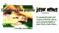 FCP - Jitter Effect