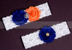 Hey, I found this really awesome Etsy listing at https://www.etsy.com/listing/205589612/bridal-wedding-garter-set-royal-blue