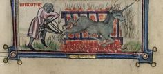 "A long-lost medieval cookbook, containing recipes for hedgehogs, blackbirds and even unicorns, has been discovered at the British Library. Professor Brian Trump of the British Medieval Cookbook Project described the find as near-miraculous. ""We've been hunting for this book for years. The moment I first set my eyes on it was spine-tingling."""