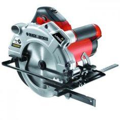 Black & Decker - Ferastrau circular 190mm 1400W + Laser KS1400L - 543.53 lei