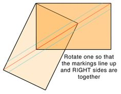 a²(w): HRTs half rectangle triangle squares