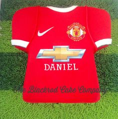 Manchester United F.C ~ Football Shirt Cake