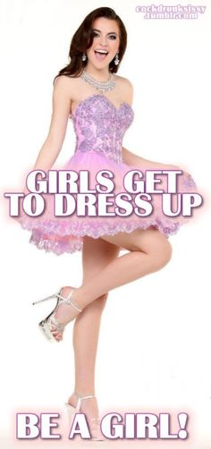 sissyfemminuccia:cockdrunksissy:You know it's what you were supposed to be.So true! These are the clothes that I would wear every day!