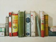vintage cookbooks I just love all cookbooks!