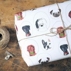 Noddy & Friends Gift Wrap