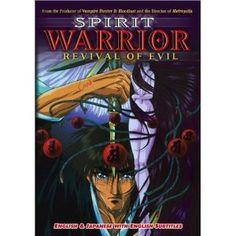 Spirit Warrior: Revival of Evil (DVD)  http://www.picter.org/?p=B00009WVN4