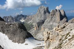 Weathering of Rocks and Erosion in the Dolomites - Flickr - Photo Sharing!