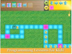 Recursos con apps y juegos para aprender a programar en web, iPad o tableta con los que niños y mayores pueden aprender a programar desde cero.