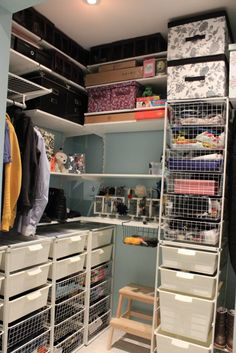 62 trendy bedroom wardrobe ideas storage dressing rooms - Home Decor Bedroom Closet Design, Master Bedroom Closet, Bedroom Wardrobe, Wardrobe Closet, Closet Designs, Bedroom Storage, Wardrobe Ideas, Bedroom Kids, Closet Ideas